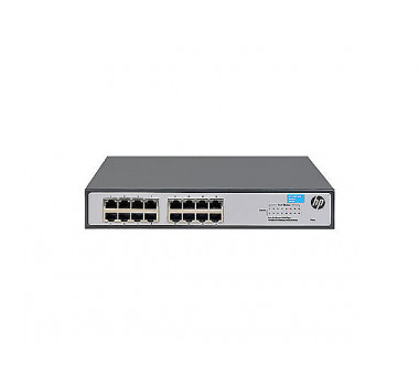 Switch HPN 1420-16G | 16 Portas | Gigabit | MPN: JH016A