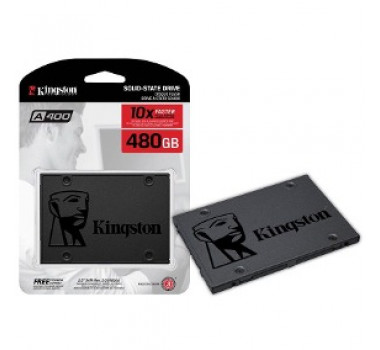 HD Interno SSD | Kingston | 480GB | MPN: SA400S37/480G (