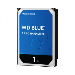HD Interno | WD Blue | 1TB | SATA 3.5 | 7200 RPM | MPN: WD10EZEX