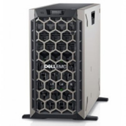 Servidor Dell | PowerEdge Torre T440 | Intel Bronze 4210 (1x proc) | 8GB RAM | 02 Hds 2TB HD SATA | DVD-RW | 495W | MPN: 210-AMSJ