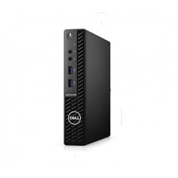 Desktop Dell Optiplex 3080 Micro | Intel Core I3-10100T | 8GB RAM | SSD 128GB | Windows 10 Pro | MPN: 210-AVPU-I3-128