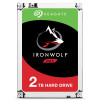 HD Interno | Seagate Ironwolf | 2TB | Ideal para NAS | 64 MB | MPN: ST2000VN004
