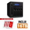 Nas WD | My Cloud PR4100 | 16TB | Inclui 04 HDs de 4TB Nas HDD