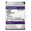 HD Interno | WD Purple | 12TB Ideal Para Vigilância | 7200 RPM | 256MB | MPN: WD121PURZ